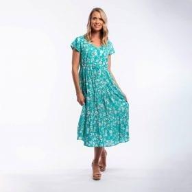 Φόρεμα Madeira Midi