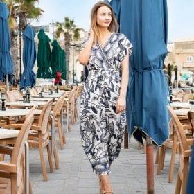 Ολόσωμη φόρμα Valencia Crossover